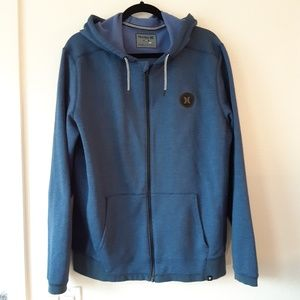 Hurley Nike dry fit hoodie man's size L